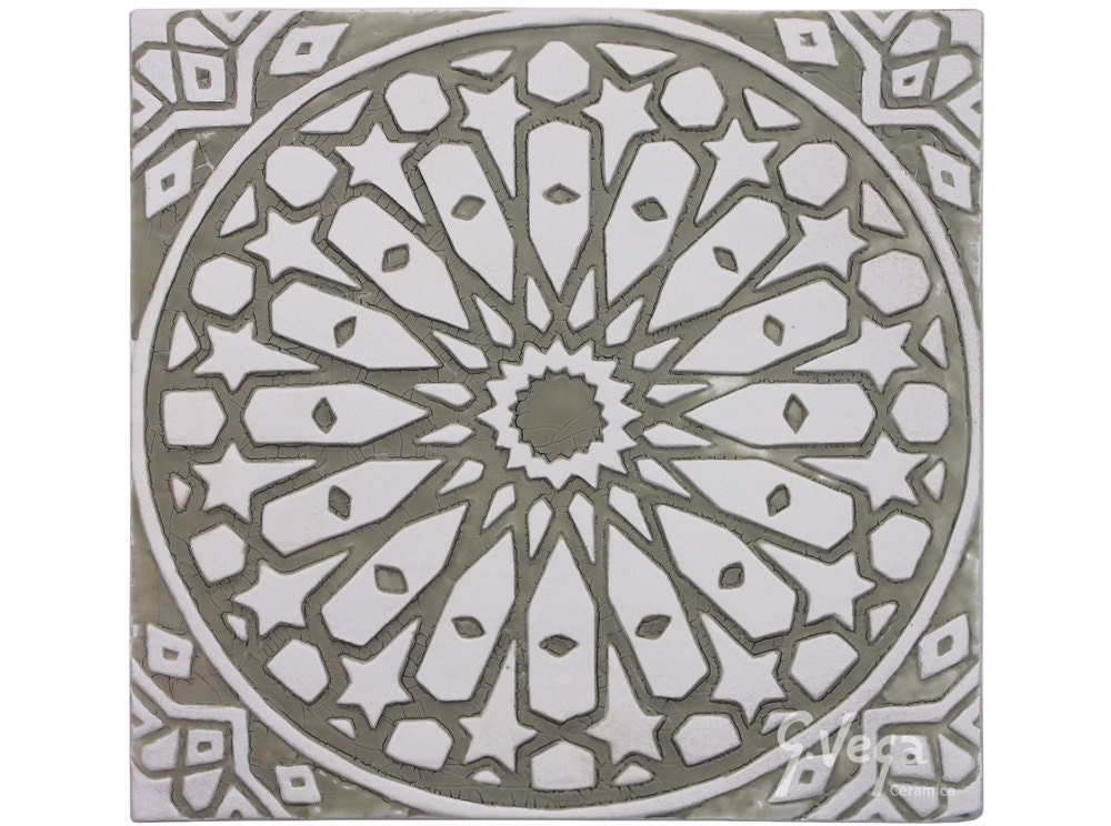 Moroccan Ceramic Art Wall Tile Decorative Tile