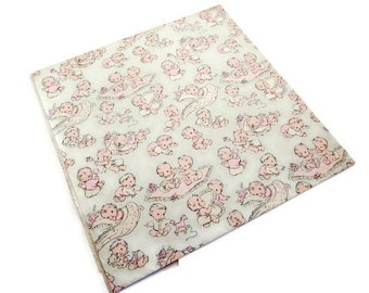 Vintage Wrapping Paper - Sweet Baby Boom - Full Sheet Gift Wrap