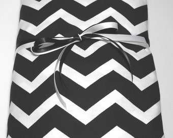 Crib Sheet Black and White Chevron Fitted Crib Sheet Toddler Sheet