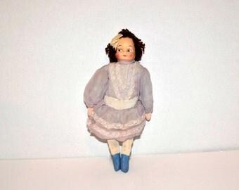 1940's Cloth Doll