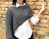 Crochet Sweater Crochet Sweater Pattern Crochet Pattern Crochet Shrug Pattern instant Download