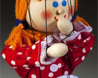 Maria Czech Marionette Puppet