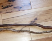 Wand Wood Maple Alder Sticks Wooden Wizard Magic Magick Fairy Faery Divination Wiccan Pagan Tool