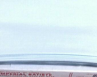 BLUE 460 Imperial Batiste Heirloom fabric from Spechler Vogel SVHT01