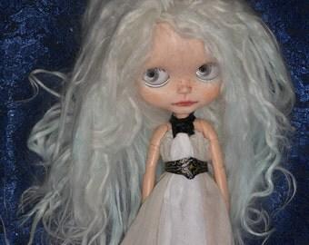 Blythe OOAK Game of Thrones Daerney inspired Dress  (BD86815)