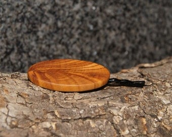 Hairpin - Olive Wood