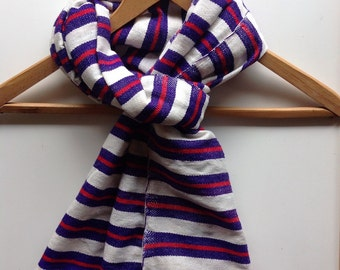 Purple and  Red scarf- Mens Red purple wool and cotton blend scaves & wraps- Mens scarves- Womens scarves- Woven Ethiopian scarves-