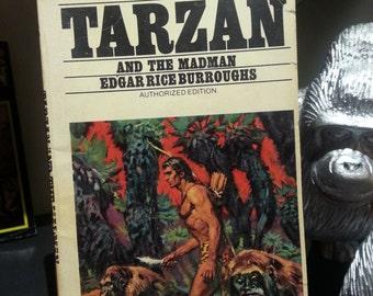 Tarzan and the Madman #23 - Edgar Rice Burroughs - 1975