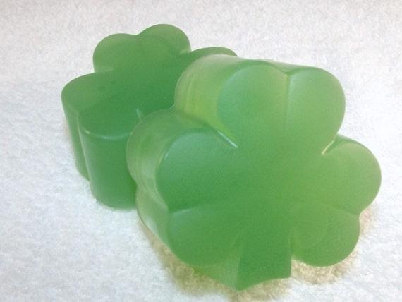 Shamrock Soap