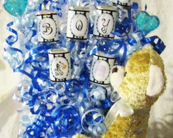 New Baby Candy Bouquet- custom made