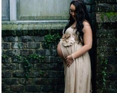 Lauren's Vision Maternity Gown/ listing for Yvonne