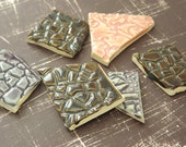Handmade Pottery Shards - Destash (5)