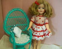 """Shirley Temple ST 15 N 15"""" Ideal Doll with 20 Outfits & Pieces of Clothing"""
