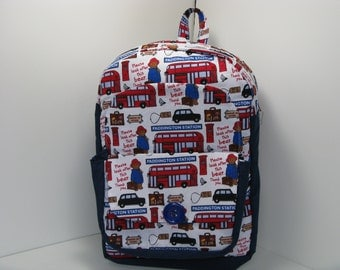 Paddington Bear Preschool Backpack