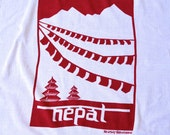 Flour Sack Dish Towel      SPECIAL!   Nepal Earthquake Relief