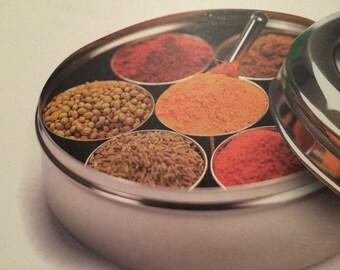 Indian Cuisine Starter Kit