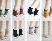 Miss yo hand-knitted ankle socks for YoSD 1/6 BJD - doll outfit / cloth - 8 colors in