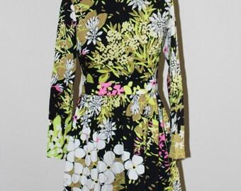 Floral Mod Dress