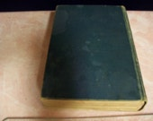 1930s Vintage Nursing Book, The Art and Principles of Nursing