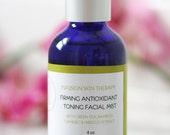 Firming Antioxidant Toning Facial Mist