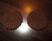 3'' Brown Cozies