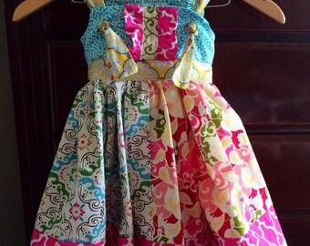 Boutique Knot Dress
