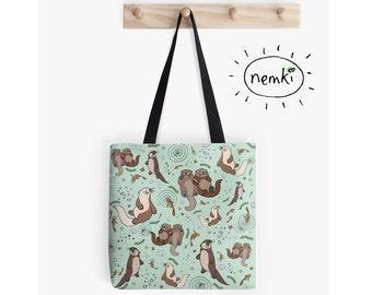 "Shop ""sea otter"" in Bags & Purses"