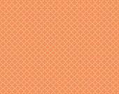 Orange MINI Quatrefoil from Riley Blake