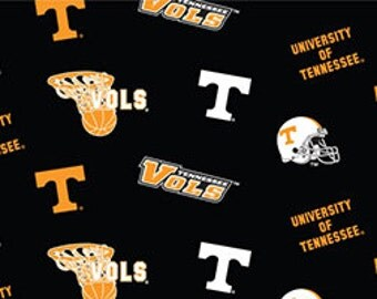 University of Tennessee Vols Sports Fabric
