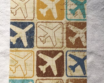 Plane Stamps (#430)