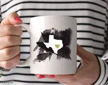 Texas Mug - Texas Coffee Mug