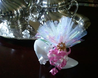 Princess Slipper Party Favor
