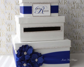 Wedding Card, Money Box, Gift Card Holder - Custom Made to Order
