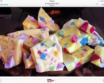 Soy Chunky Melts for Candle Oil Burners ~ In Neverland Scent