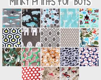 Custom Minky Blanket, Minky Blanket, baby gift, baby boy blanket, personalized minky blanket, baby boy minky, gift for men, baby boy, gift