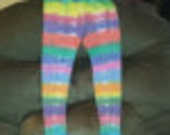 2 pairs of childrens tie dyed pants