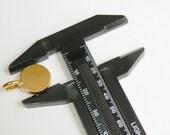 Caliper Vernier 70mm jewelry making and 110 Ligne watch making plastic economy tools PJT011
