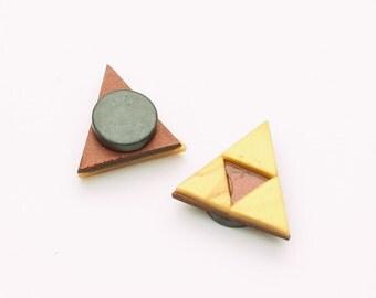 Legend of Zelda Triforce magnet