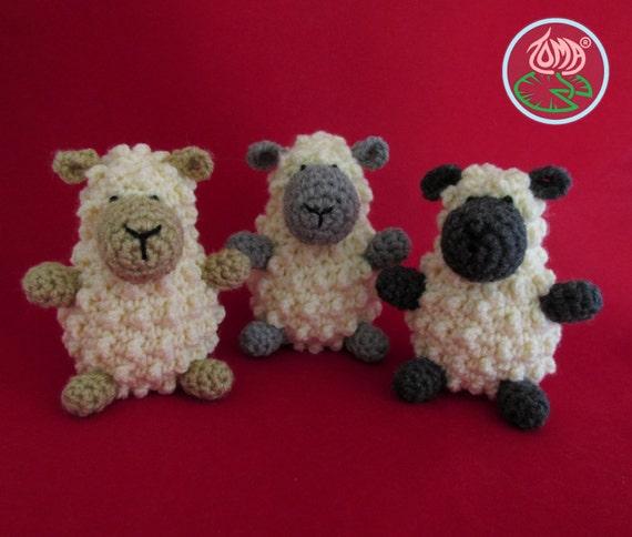 Etsy Amigurumi Sheep : Amigurumi Sheep Digital Download