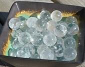 Clear Quartz Crystal Balls- Choose size Crystal Sphere Crystal Orb Healing Quartz Crystals Altar stone Worry stone Metaphysical Reiki