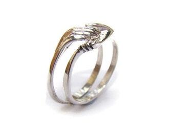 Cara Irish Friendship Ring