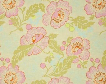 Amy Butler Fresh Poppies Contour Changing Pad Cover