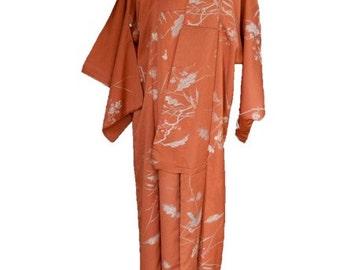 Vintage 1960's Kimono Robe