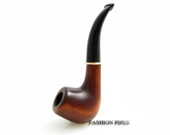 Handcrafted Pipe 5.5'' Wooden pipe, Wood pipe Tobacco Pipe/Pipes Smoking Pipes/Pipe - Best Price in FPS