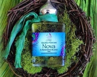Nova Perfume and Annointing Oil - for Renewal and Rejuvenation