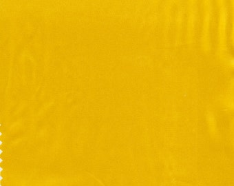 "59-60"" Mustard Satin Charmeuse-18 Yards Wholesale by the Bolt"