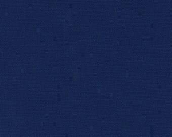 "59-60"" Navy Poly/Cotton Poplin Fabric-15 Yards Wholesale by the Bolt"