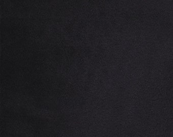 "60"" Black Cotton Sheeting-20 Yards Wholesale by the Bolt"