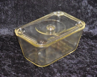 GlasBake Covered Refrigerator Container