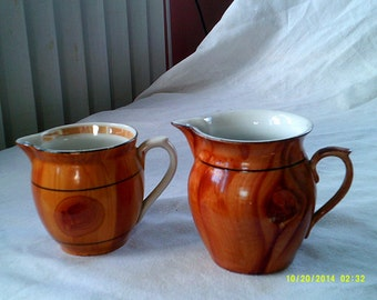 Vintage Cream Pitcher